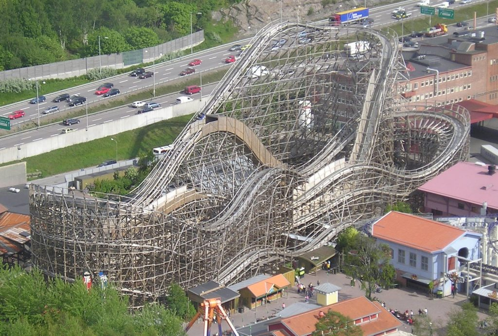 Bumax Solves Corrosion Issues On One Of The Worlds Largest Wooden